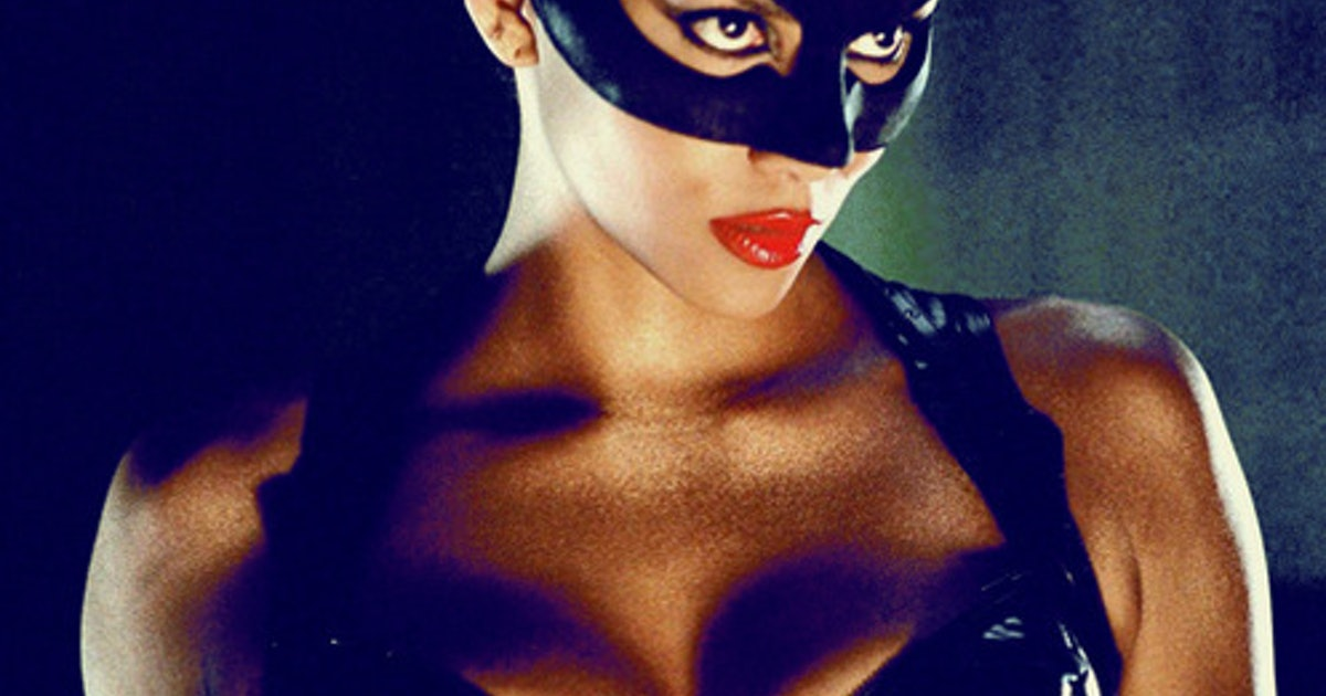 Halle Berry's 'Catwoman' & 7 More of The Worst Superheroes ...