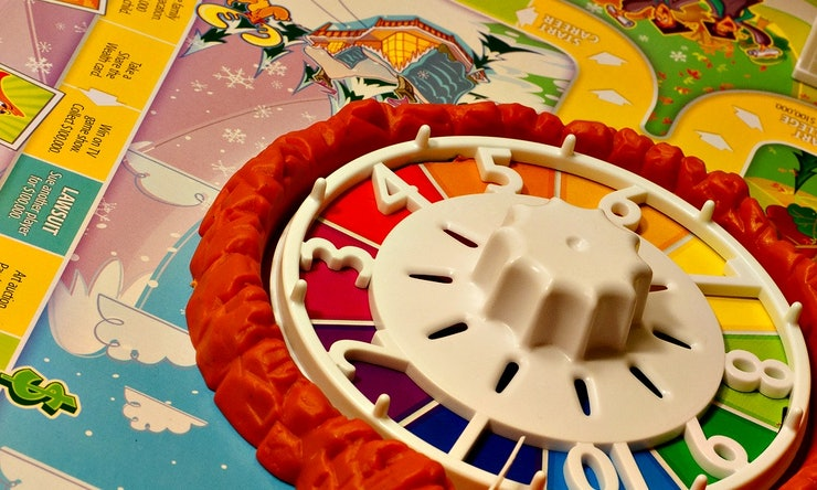 Building Toys From The 90s : Board games from our childhood that made rainy days
