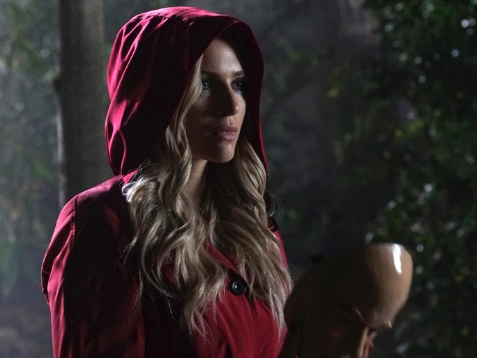 Who Is Red Coat