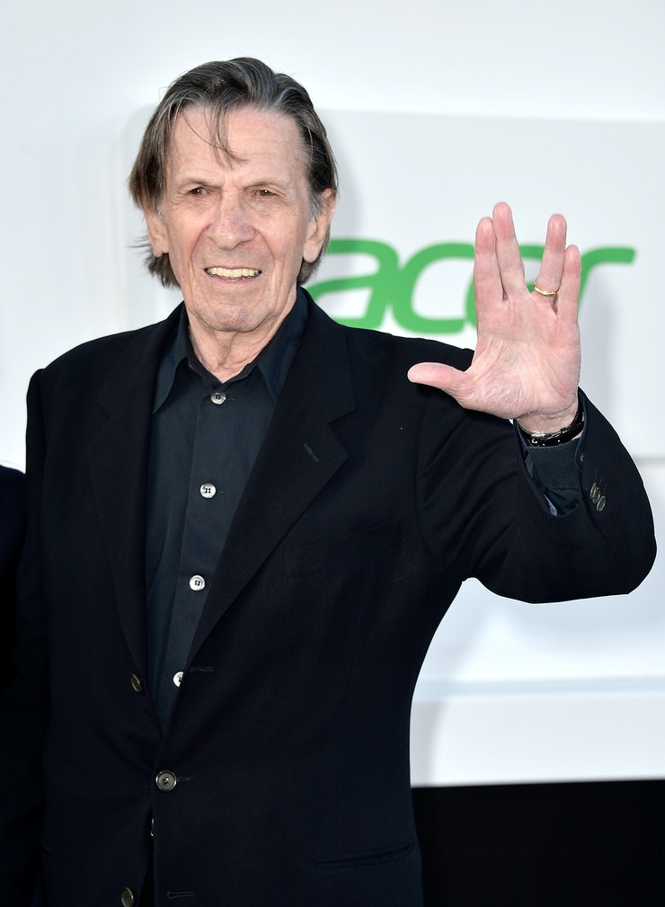 Leonard Nimoy Quotes Awesome 11 Notable Leonard Nimoy Quotes That Prove He Will Always Live