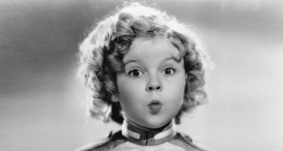 shirley temple пион
