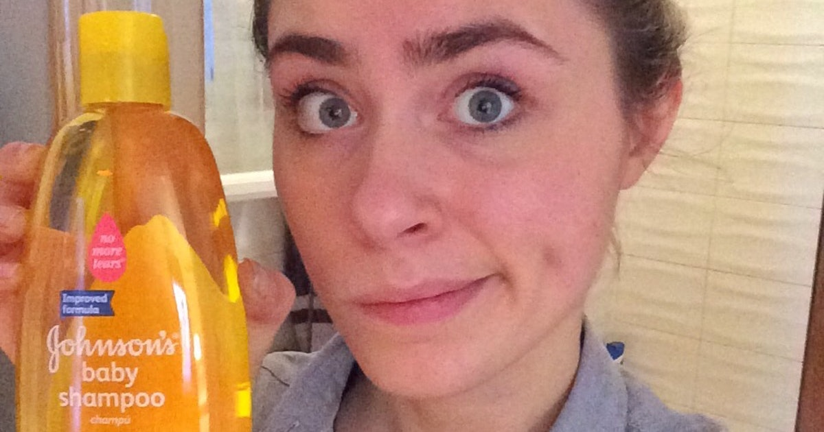 Does Baby Shampoo As Eye Makeup Remover Really Work? — PHOTOS