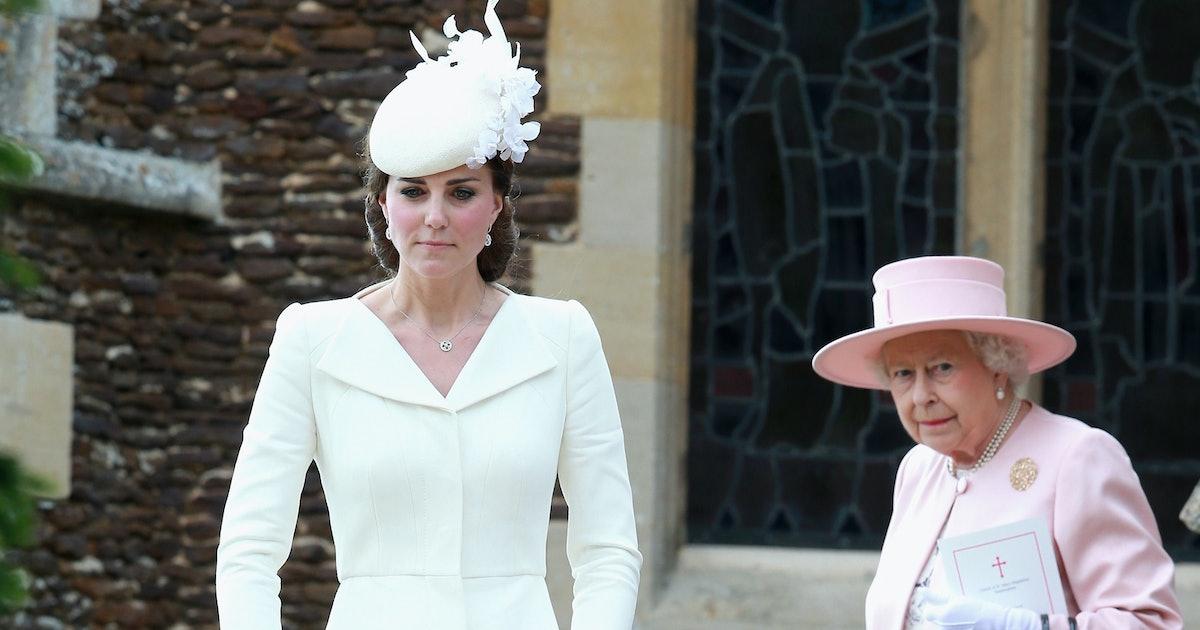 Queen Elizabeth II Doesn't Love Kate Middleton's Shoes