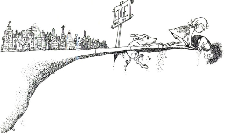 Shel Silverstein's 'Where the Sidewalk Ends' Still Has
