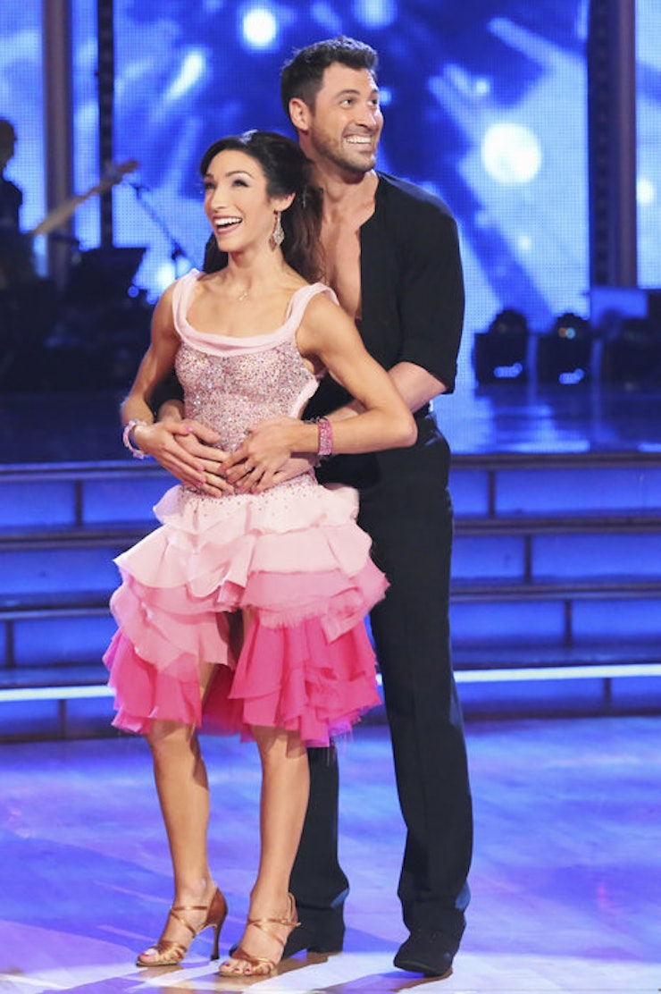 Why Dwts Meryl Davis Maksim Chmerkovskiy Should Be: 'Dancing With The Stars' Meryl Davis & Maksim Chmerkovskiy