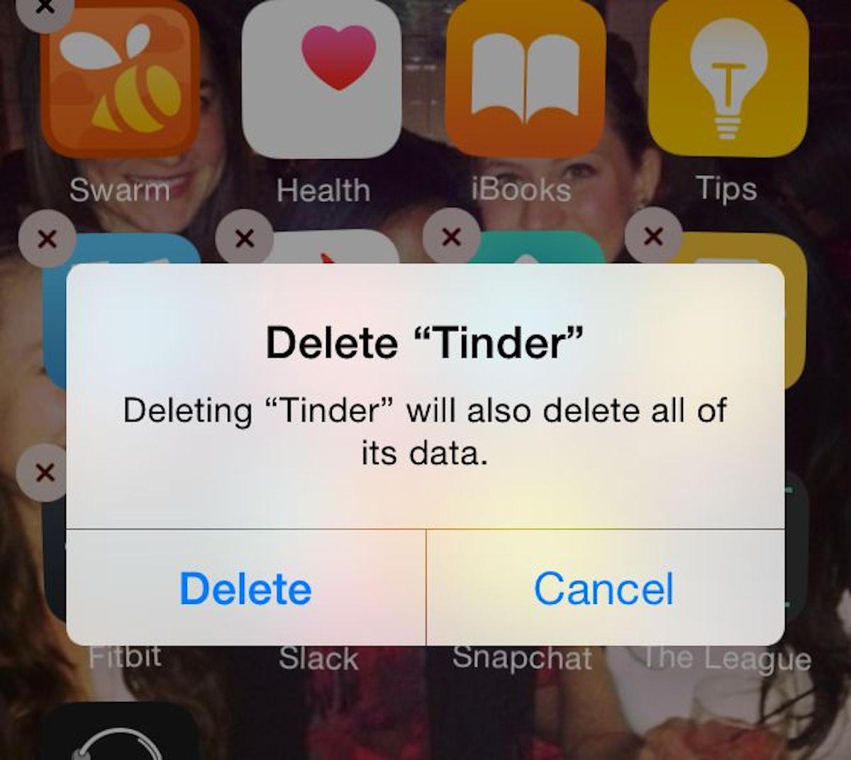 delete flirt hookup account