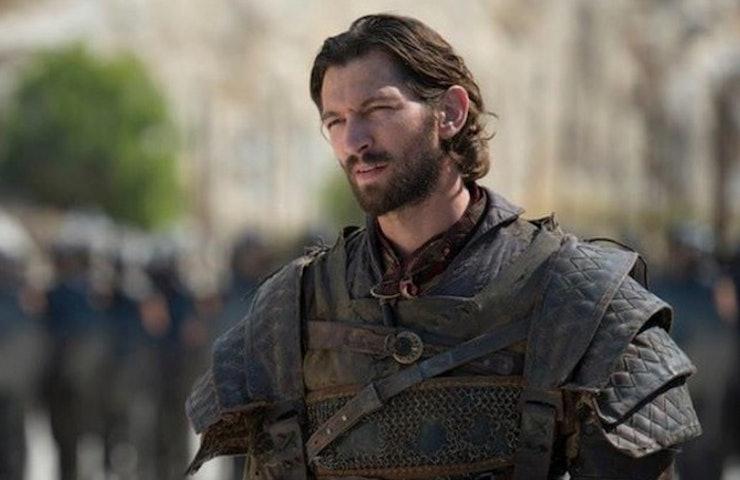 'Game of Thrones' Daario Naharis Without Facial Hair Is ... Daario Naharis