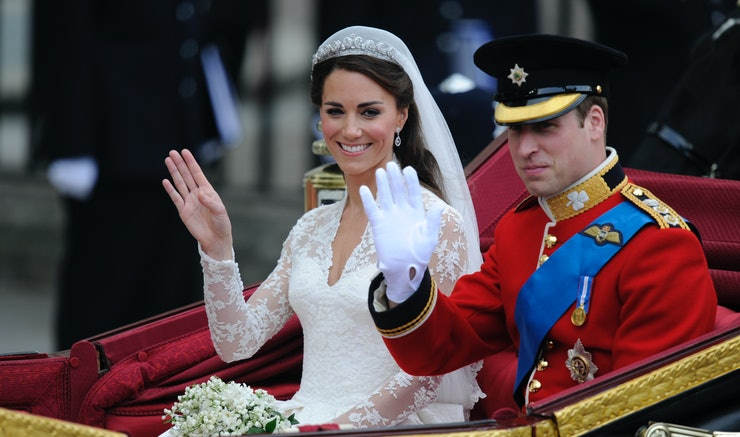 Video Of Prince William Kate Middleton 39 S Wedding Is