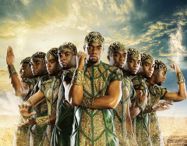 Who Are The 'Gods Of Egypt'? The New Movie Put Some
