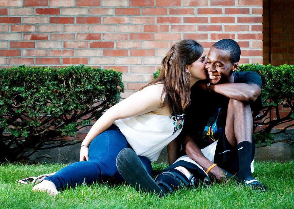 Interracial dating scene in nj