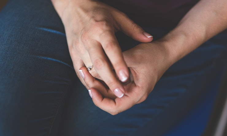 a linkedin essay tells women not to wear their rings to interviews  a linkedin essay tells women not to wear their rings to interviews because patriarchy