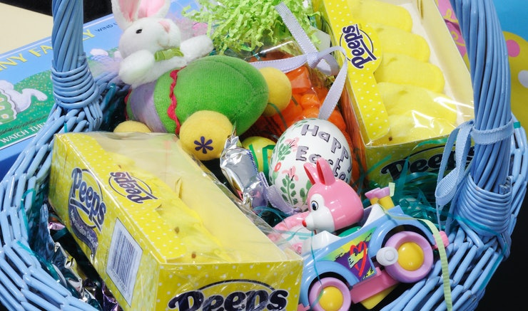 10 Easter Basket Ideas For Adults Because Chocolate