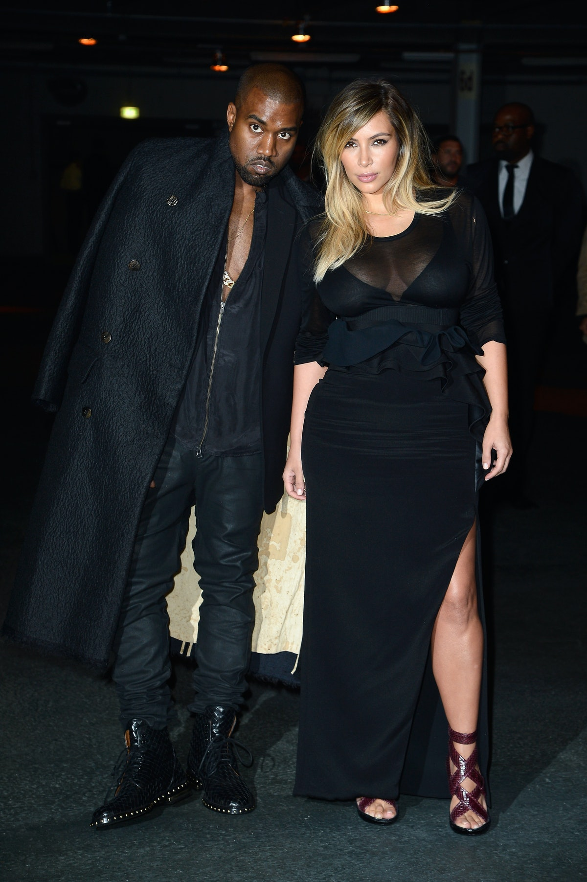 Kim Kardashian Shares North West Baby Clothes Pics & Yep ...
