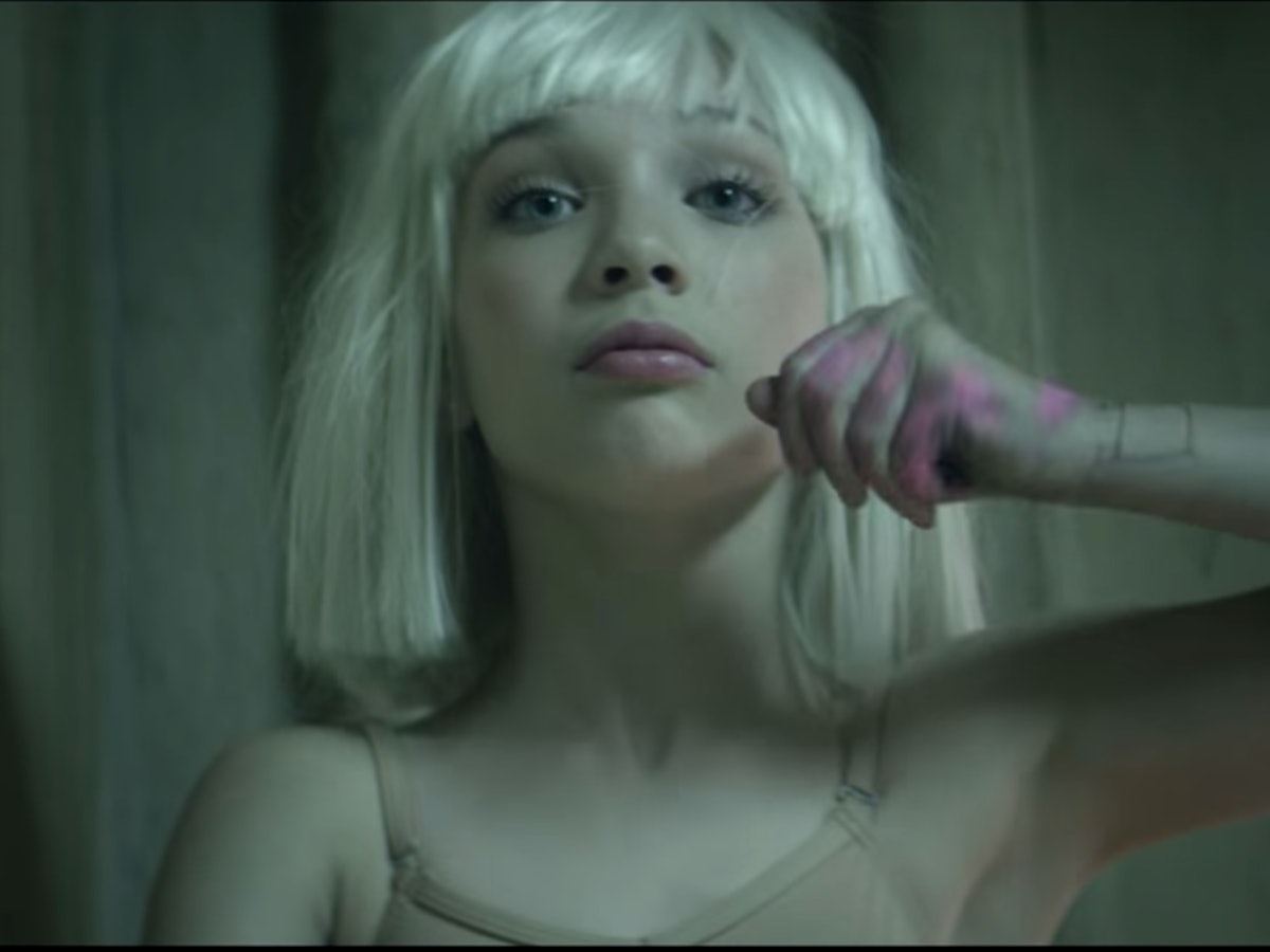 Sias chandelier is soaring up the charts all thanks to dance sias chandelier is soaring up the charts all thanks to dance moms maddie ziegler arubaitofo Image collections