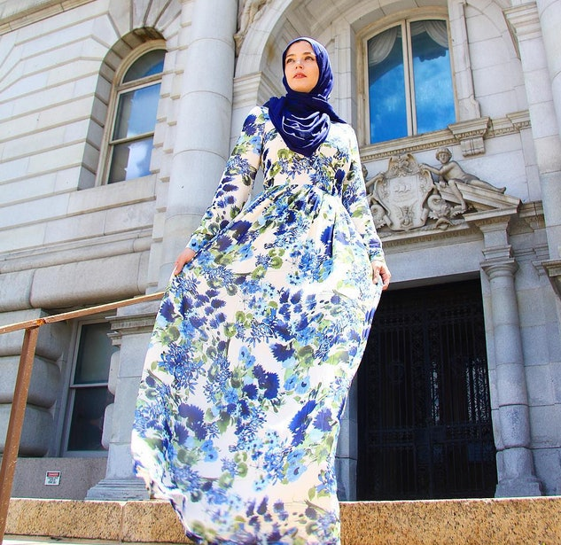Muslimah fashion dress