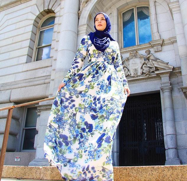 Muslimah fashion dress