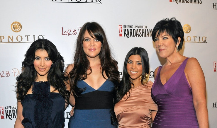 39 keeping up with the kardashians 39 throwback shows how much for How many kardashians are there