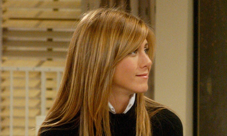 Jennifer Aniston Friends Season 3 Hair