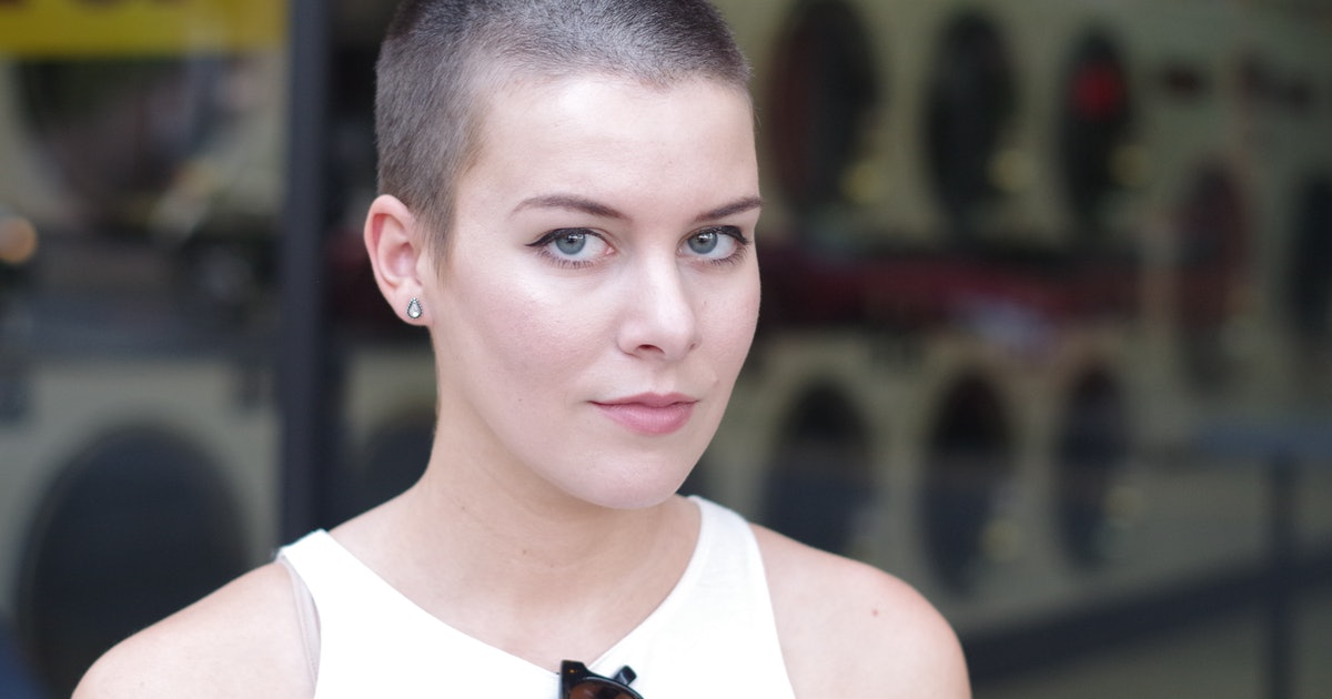 9 Things Girls With Shaved Heads Are Tired Of Hearing ...