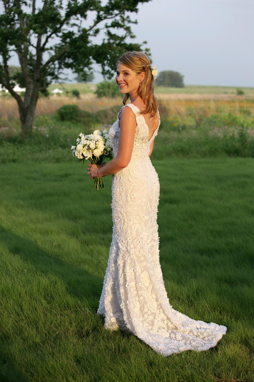 Low Key Wedding Dress Ideas