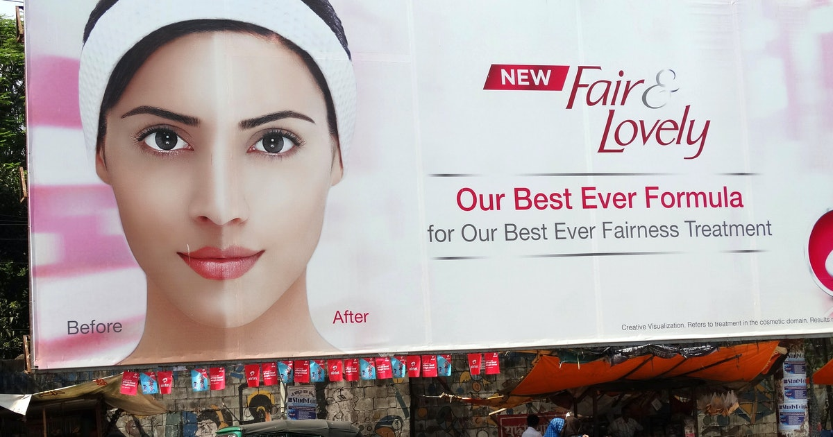Skin Whitening The Controversy Behind Chemical