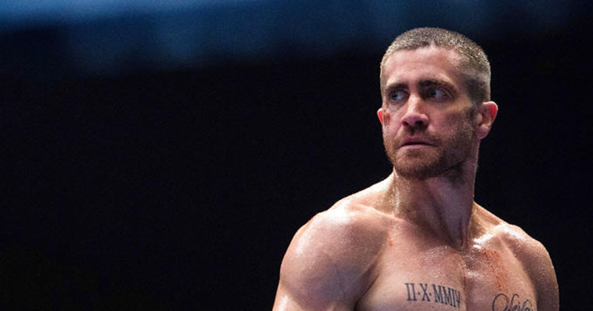 Are The Jake Gyllenhaal Southpaw Tattoos Real The Star