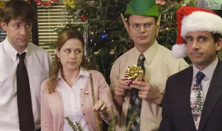 39 the office 39 christmas party episode 10 years later reveals just how much has changed - How many episodes of the office ...
