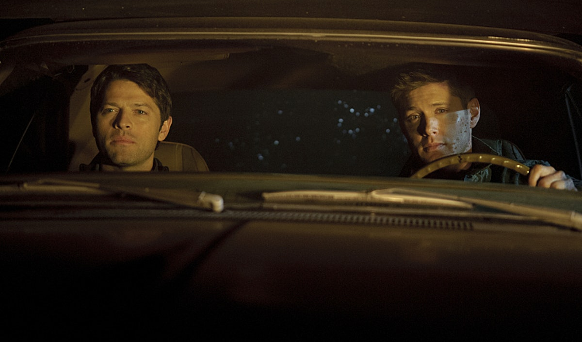 9 Supernatural Dean Amp Castiel Moments That Prove They