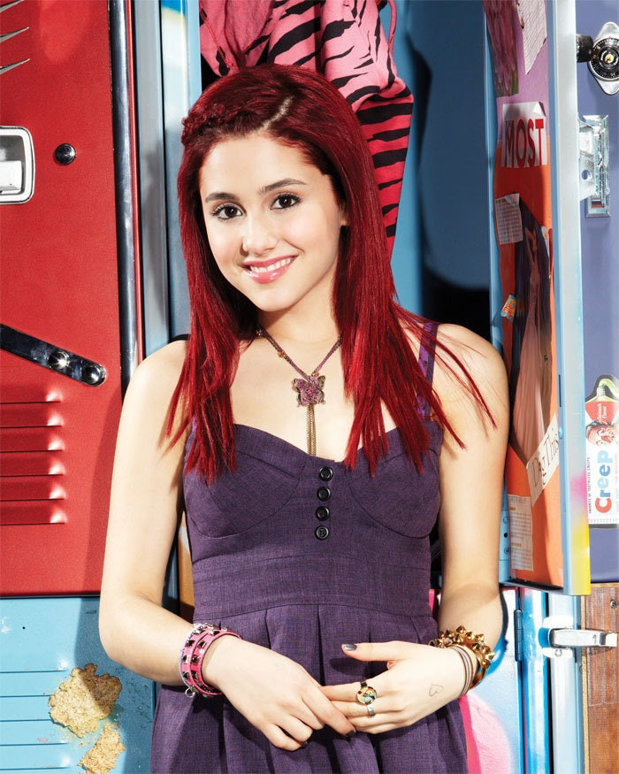 11 Times Ariana Grandeu0027s Cat Valentine Was The True Star Of U0027Victoriousu0027  Even Before Her Music Career