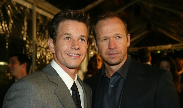 Mark Wahlberg Talks Missing Donnie Wahlberg & Jenny ...