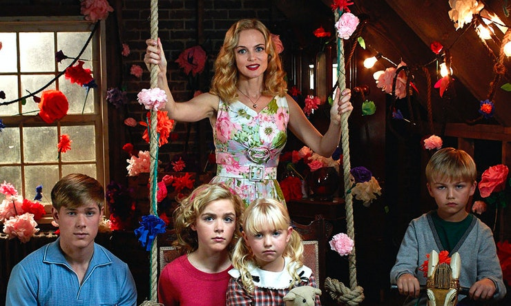 Flowers In The Attic Sequel Casts Rose Mciver As Cathy