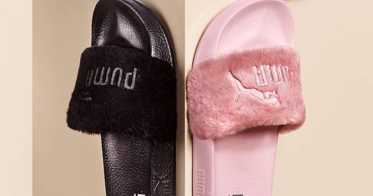 Can You Still Buy Rihanna Puma Fur Slides In Stores Find -2739