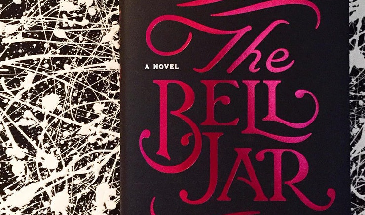 'The Bell Jar' and 'The Catcher in the Rye'..?