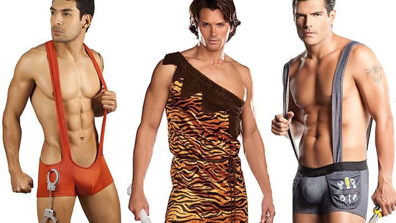 Male erotic halloween costumes