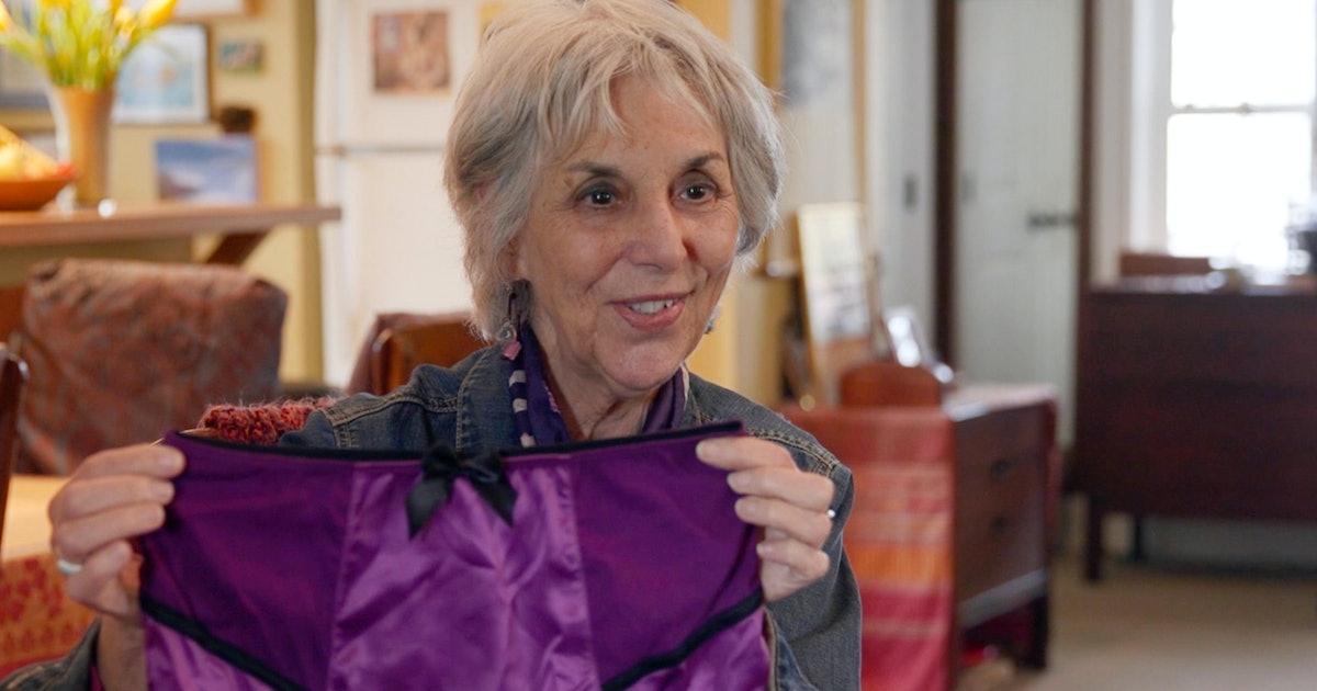 Grandmas Discuss Granny Panties & Their (Still Quite