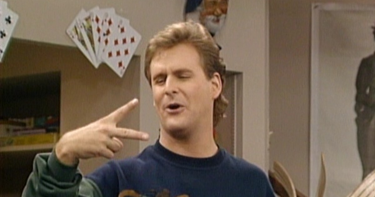 All The Elements Of A 'Full House' Uncle Joey Joke ...