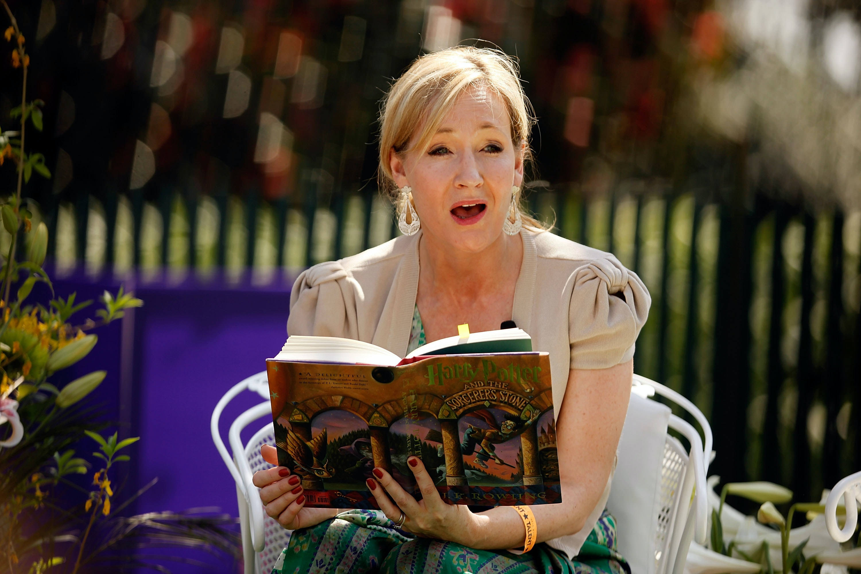 Is writing my college application essay on J.K. Rowling a good idea?
