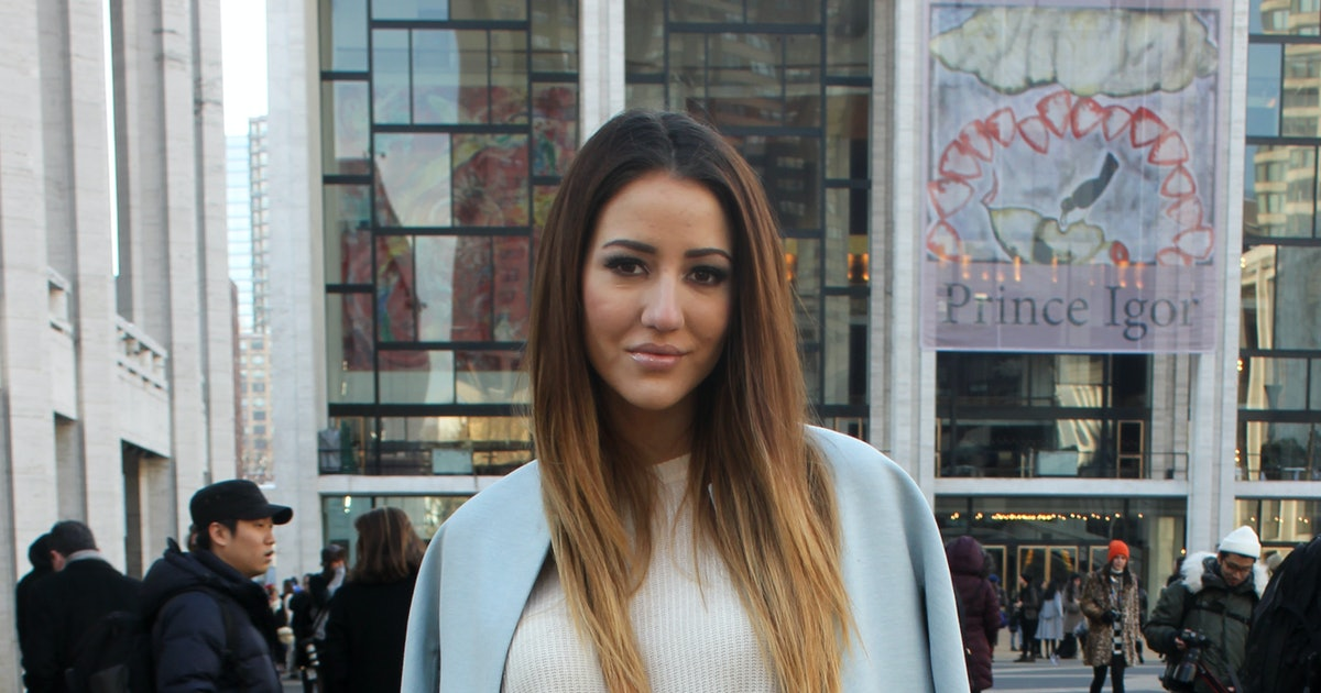 New York Fashion Week Fall 2014 Street Style Outfits We 39 D Actually Wear