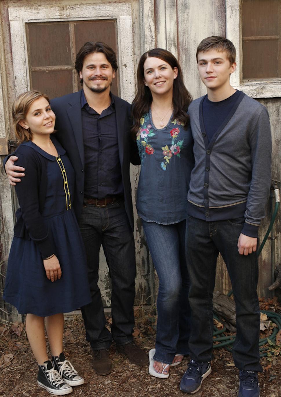 Jason Ritter Talks 'Parenthood' Cast Closeness & His TV ... Parenthood Cast