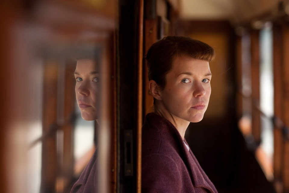 anna maxwell martin not in bletchley circle