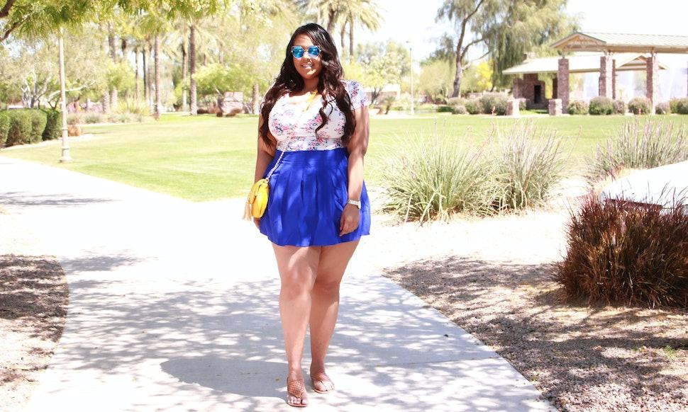 15 Plus Size Mini Skirts Amp Short Shorts Because It S Time