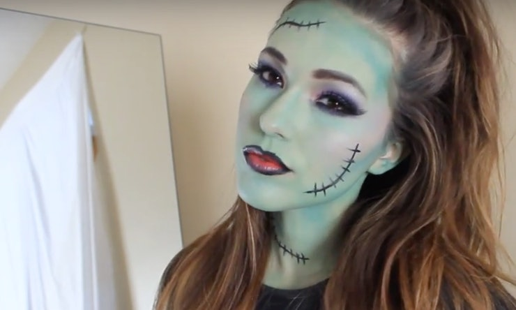 15 Easy Halloween Makeup Ideas That'll Inspire You This Spooky ...
