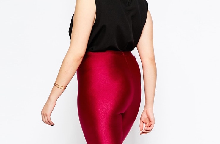 15 Plus Size Holiday Leggings That'll Make You Ditch Your Plain ...