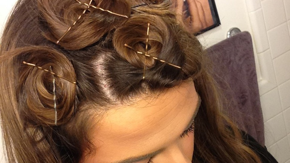 How To Curl Straight Hair Overnight Without Using Any