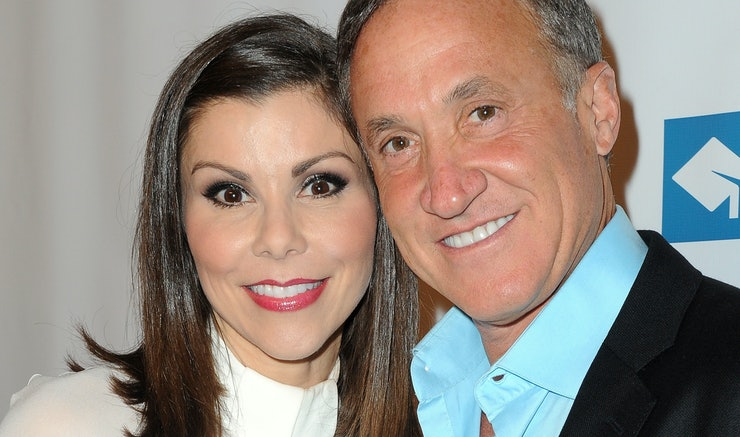 Heather Dubrow Sells Her Skincare Line Live On Tv The