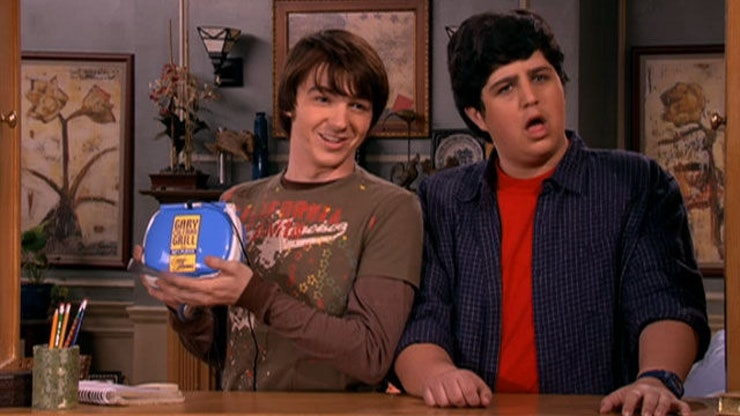 drake and josh bedroom set this reunion photo shows how the tables have turned