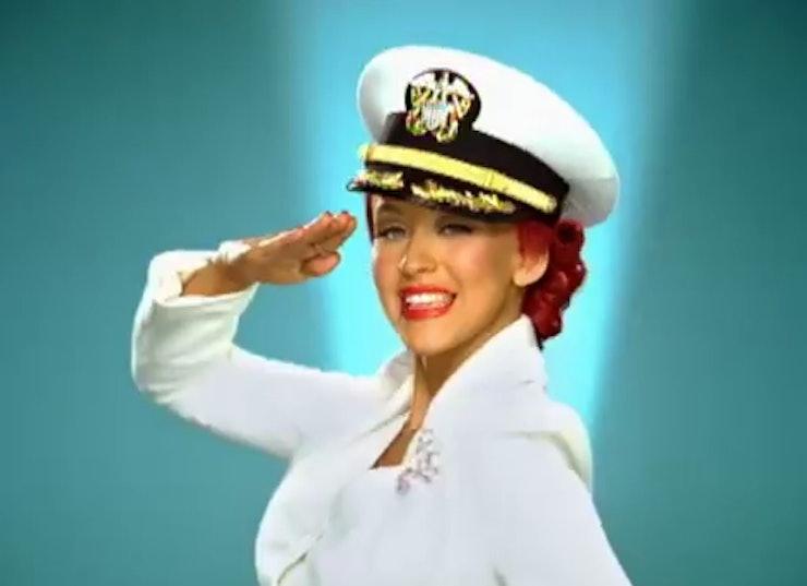 8 Things In Christina ... Christina Aguilera Candyman