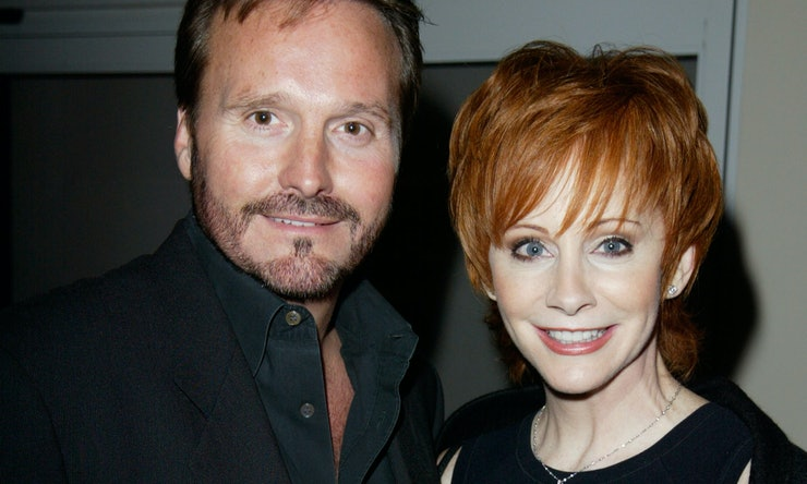 Reba mcentire narvel blackstock separate after 26 years for Who is reba mcentire married to now