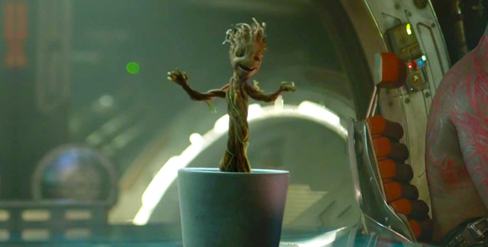 Image result for baby groot guardians of the galaxy