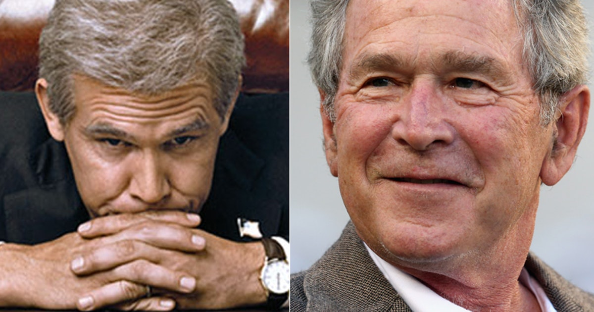 Politicians Vs. The Actors Who Played Them In Blockbuster ...